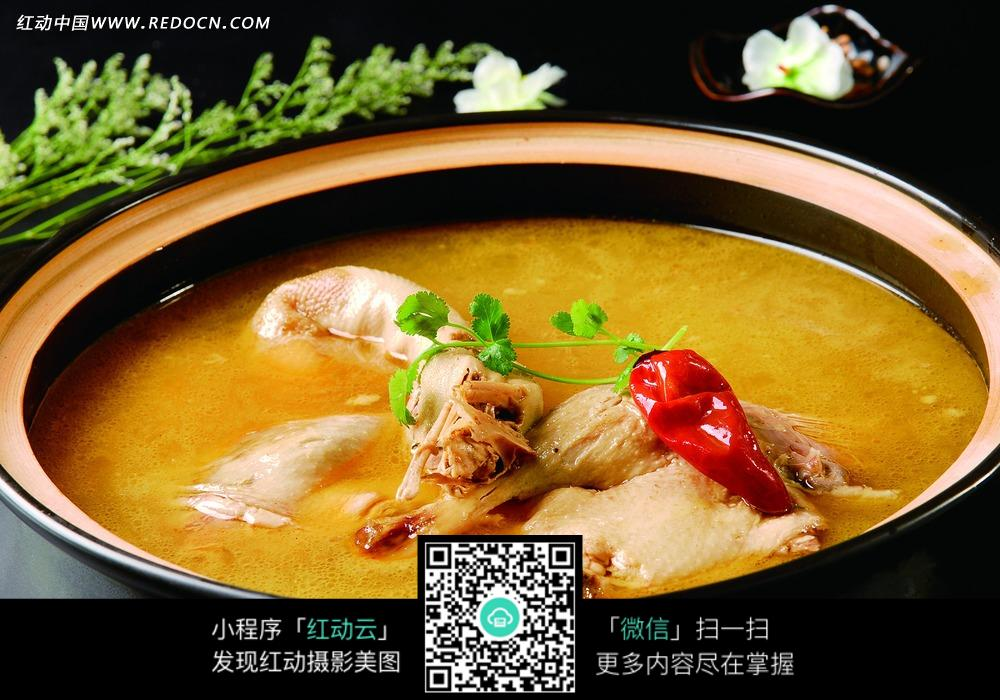 酸风情老鸭汤美食南亚美食城昆明萝卜图片