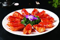 泰汁日本豆腐_铁板泰汁豆腐图片