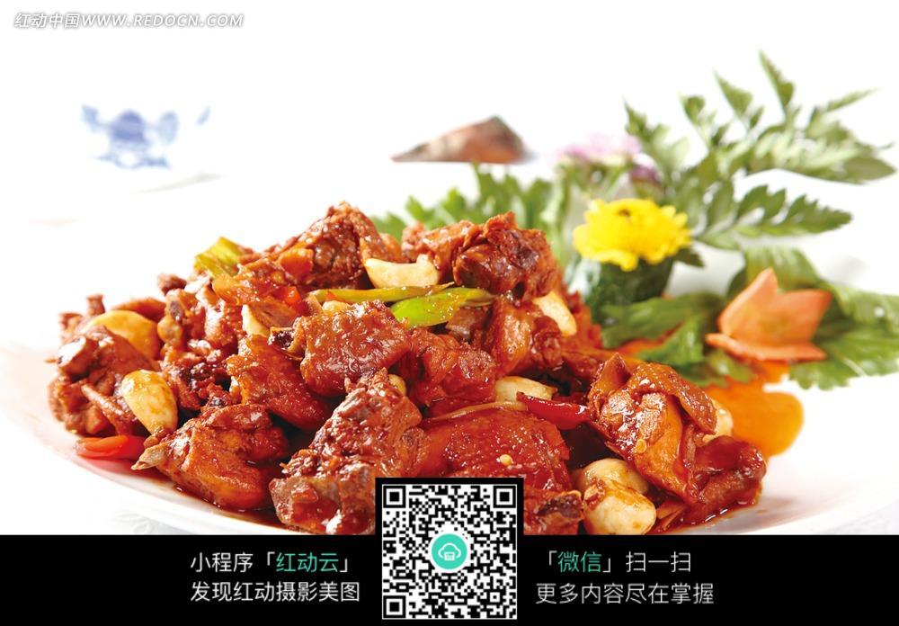 免费素材 图片素材 餐饮美食 中华美食 熬炒鸡美食