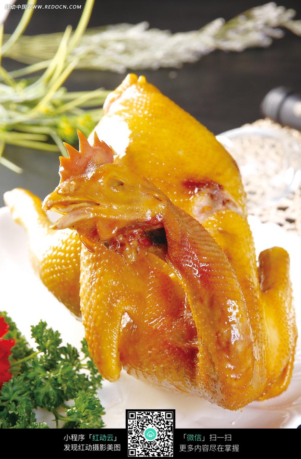 免费素材 图片素材 餐饮美食 中华美食 岭南风水鸡