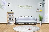 室内沙发PSD素材