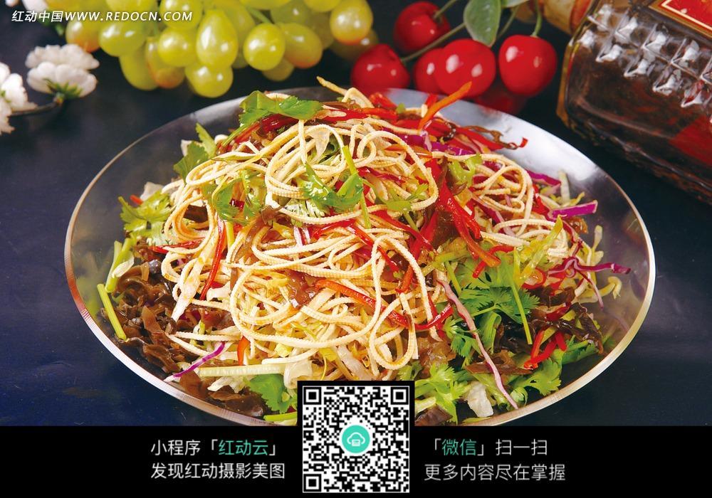 东北家常凉菜图片-美食图库|图片库素材下载(编号:3476259)
