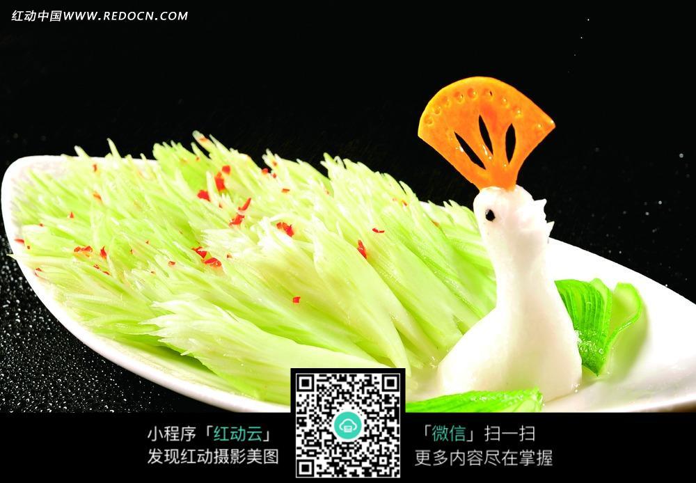 凤尾西芹图片