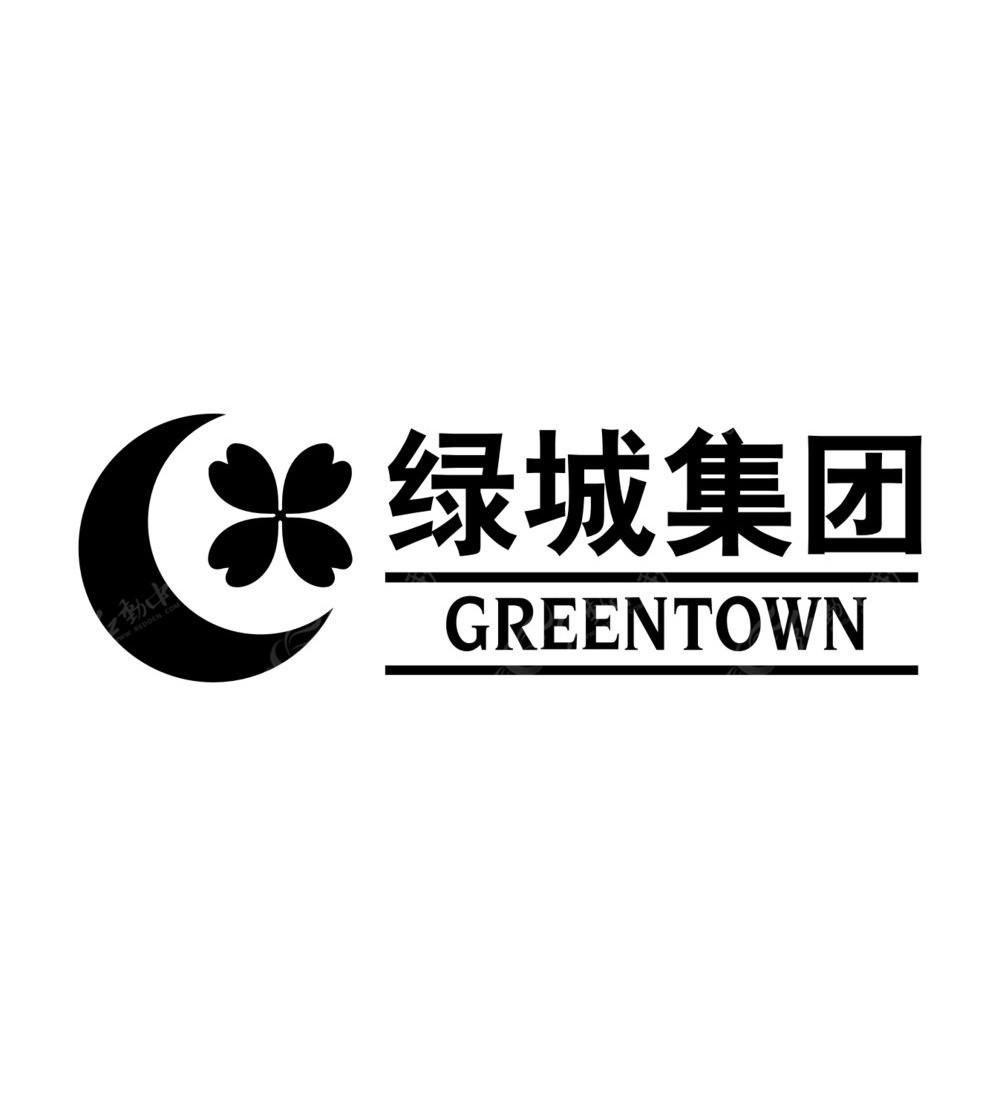 百岛绿城logo