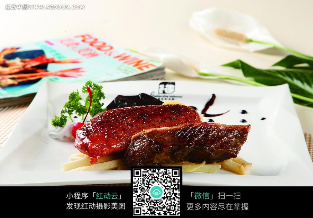 日式稠鱼柳配薯条图片免费下载 红动网图片