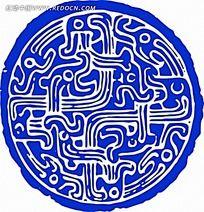中国古老纹样