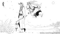 日本古代漫画素材