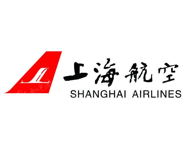 上海航空 标志      公司标志 公司logo 企业标志 矢量素材
