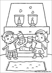 松鼠简笔画图片_人物卡通图片