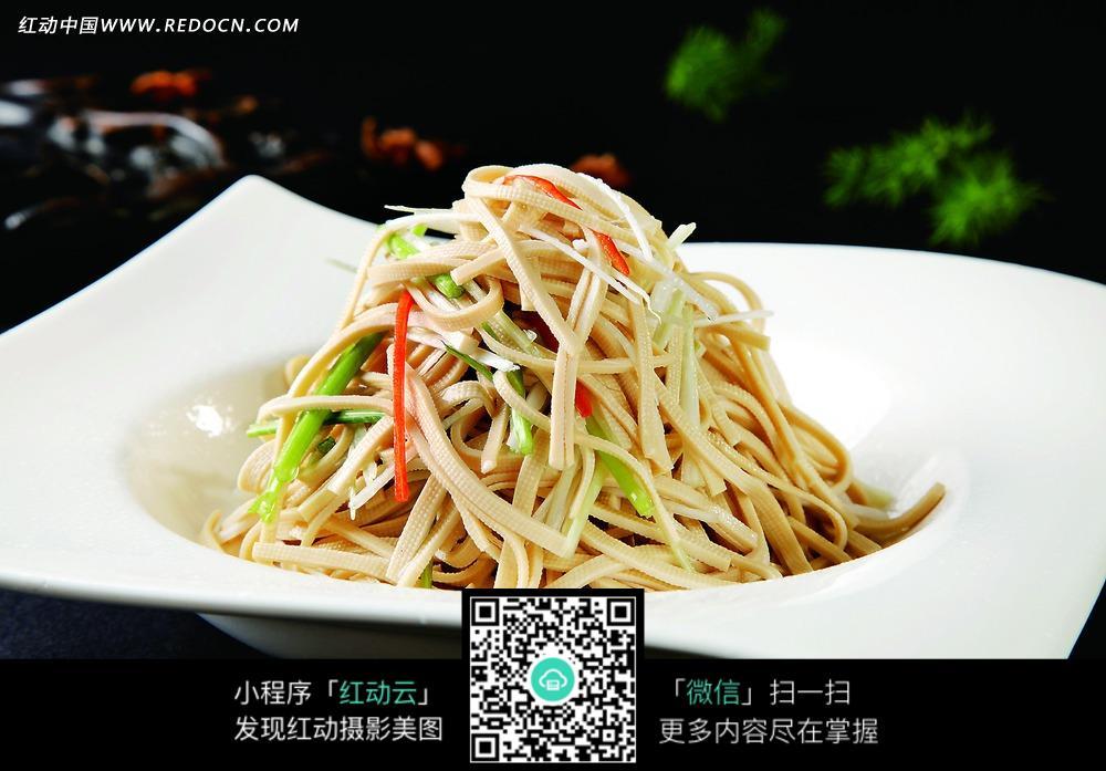 免费素材图片美食餐饮美食中华素材凉拌豆腐皮锡林浩特市美食攻略图片