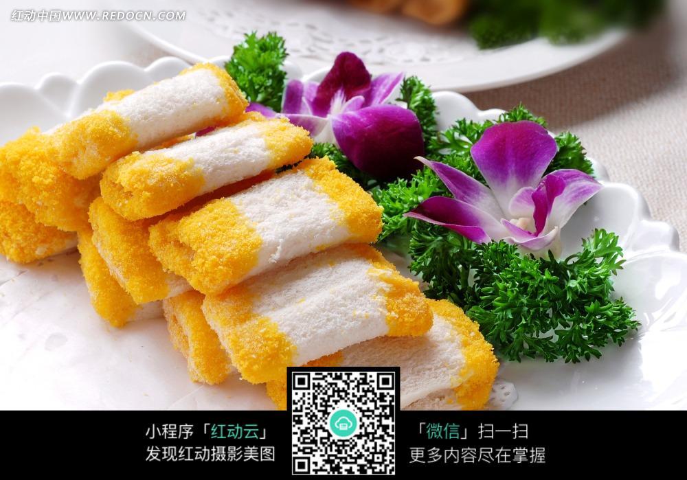 菠萝卷图片