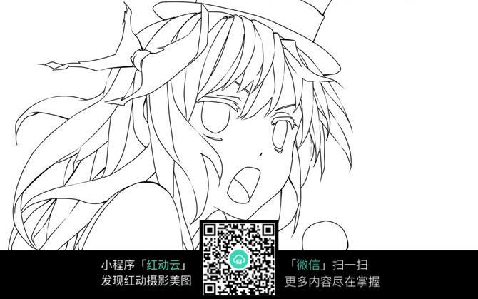 唱歌的女孩图片免费下载 编号3730274 红动网