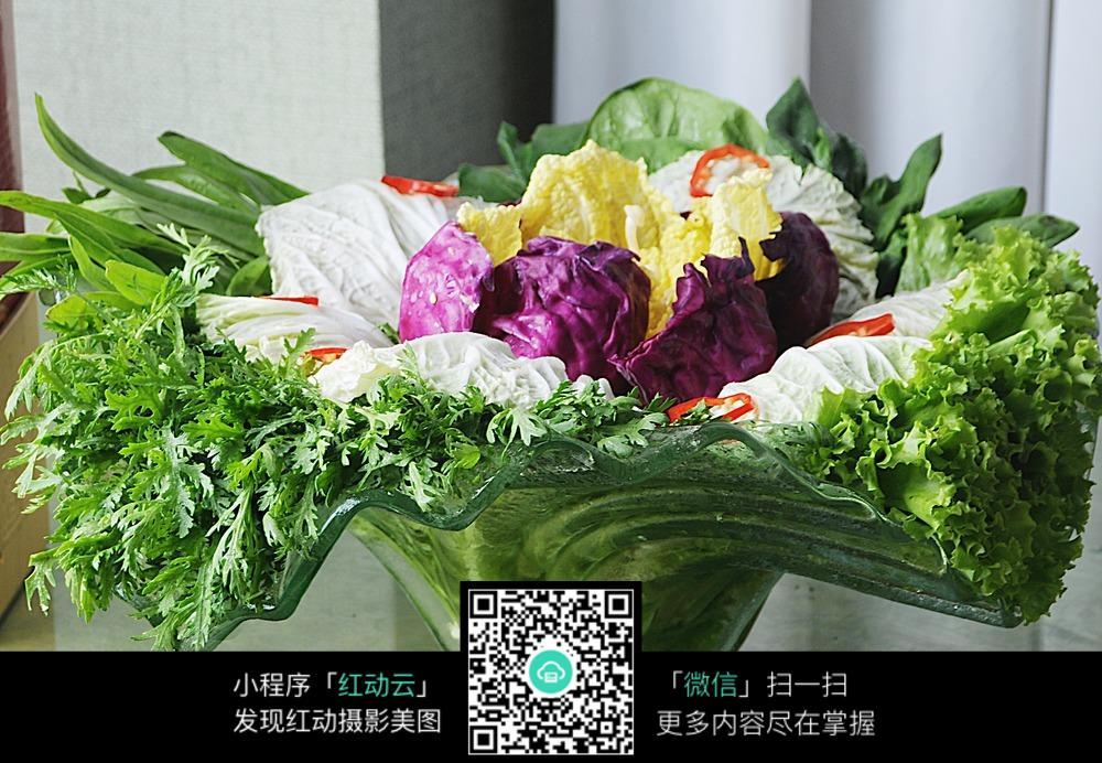 免费素材 图片素材 餐饮美食 水果蔬菜 火锅配菜