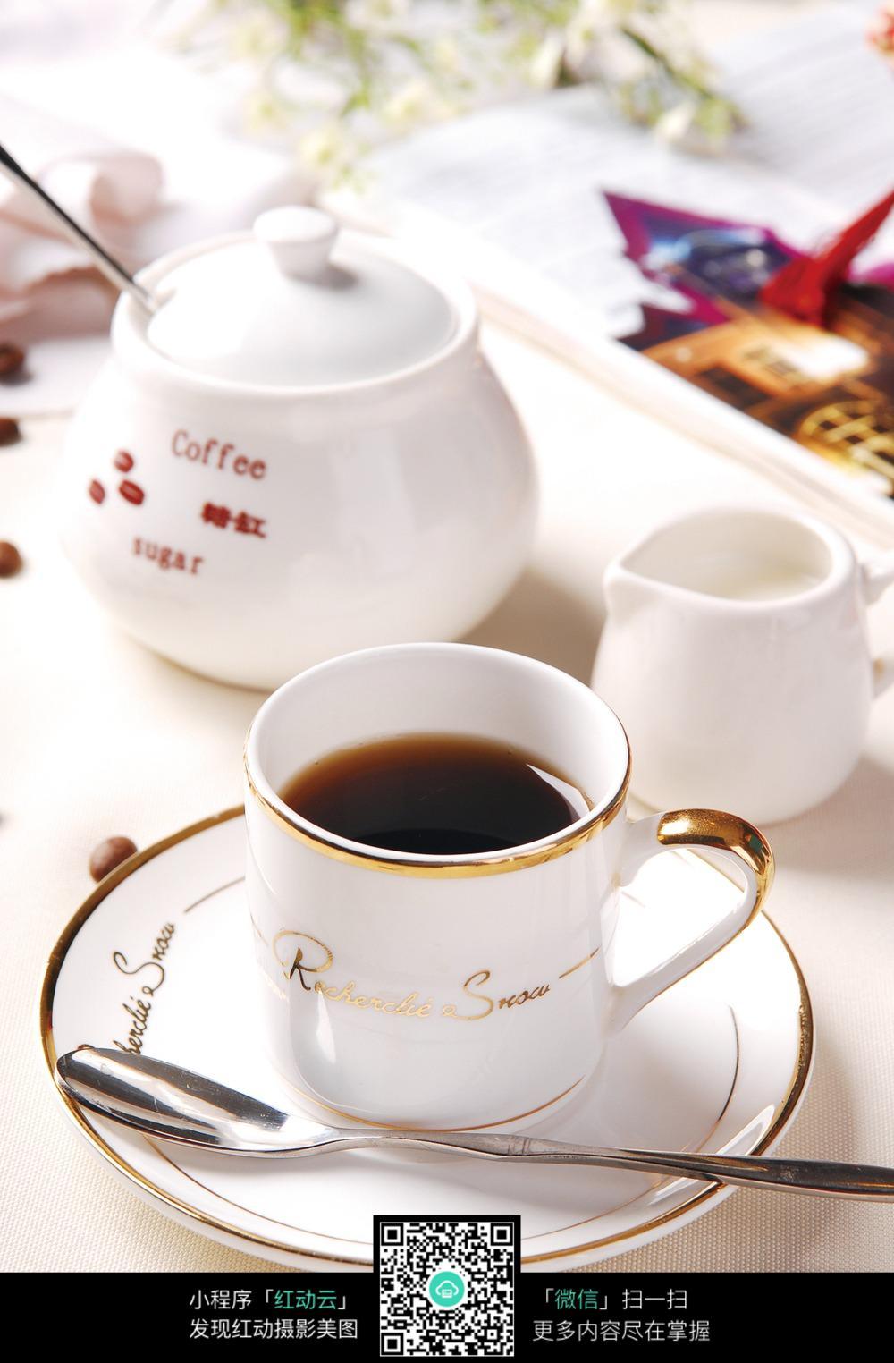 咖啡送杯子
