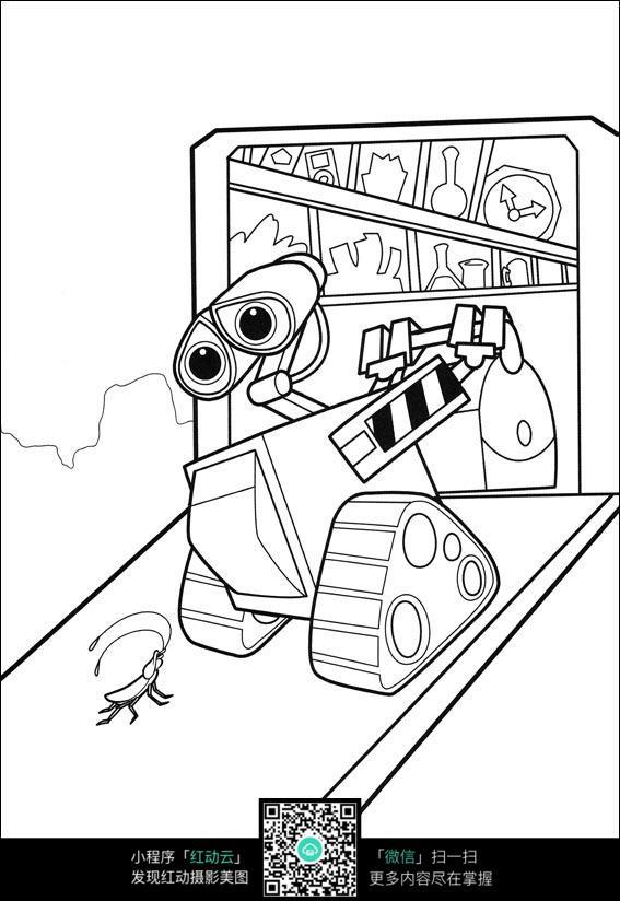 卡通机器人装甲车图片免费下载 编号3743112 红动网