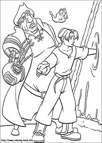卡通人物漫画手绘线稿