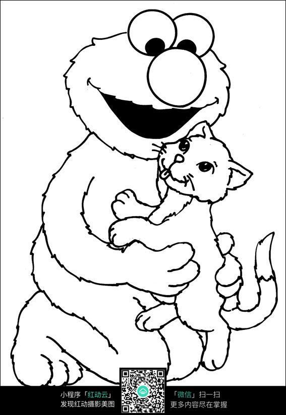 动漫 简笔画 卡通 漫画 手绘 头像 线稿 567_824 竖版 竖屏