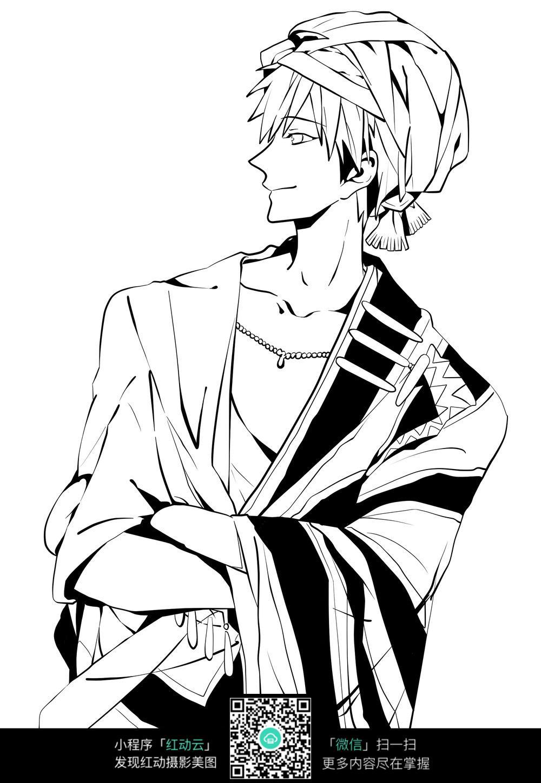 日本动漫男孩