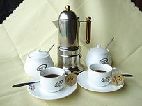 意大利咖啡图片