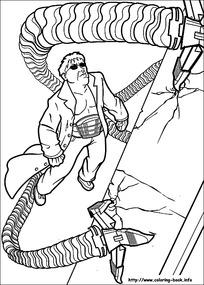 蜘蛛侠和恐怖分子