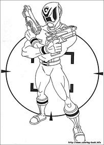 卡通双手拿枪的赛车手手绘线稿图片图片-漫画图片