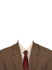 男士西装衬衫