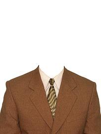 男士西装领带