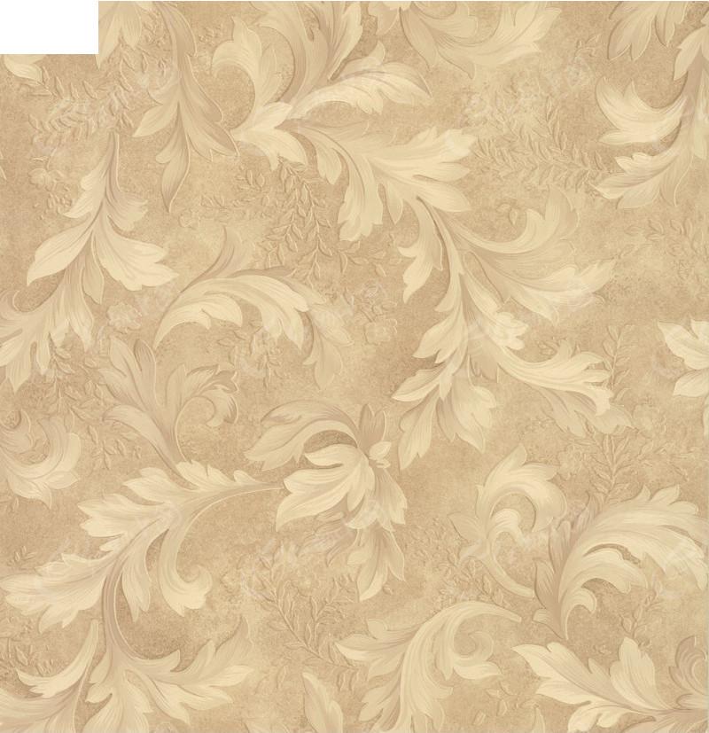 浅色花纹兰卡斯特壁纸3d材质