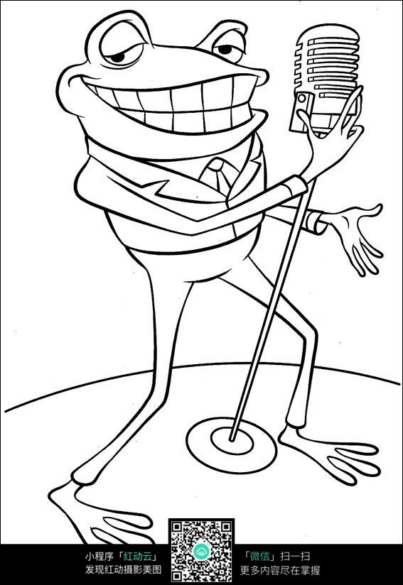 青蛙音乐会简谱