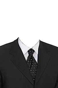 商务男士西装