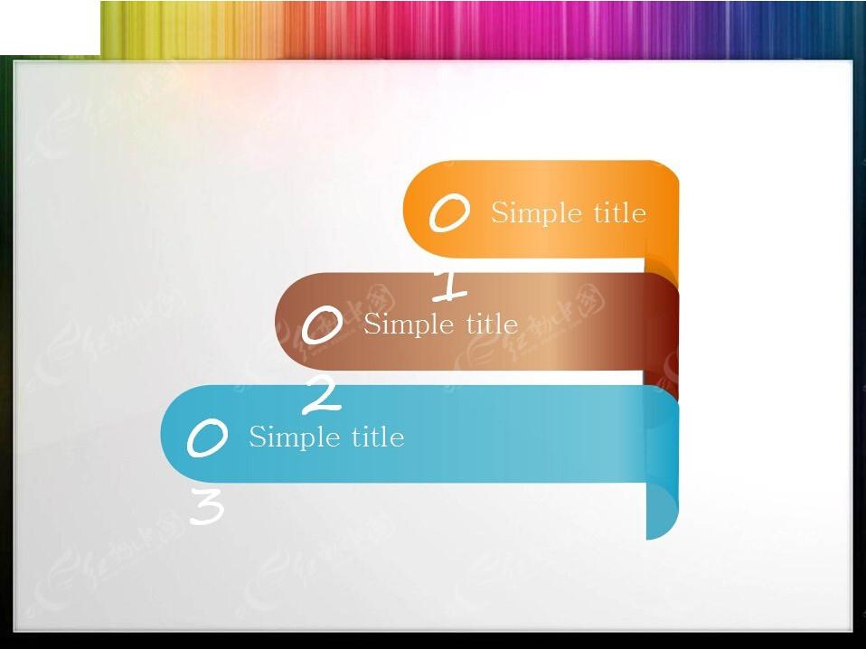 书签ppt目录模板免费下载_表格图标素材图片