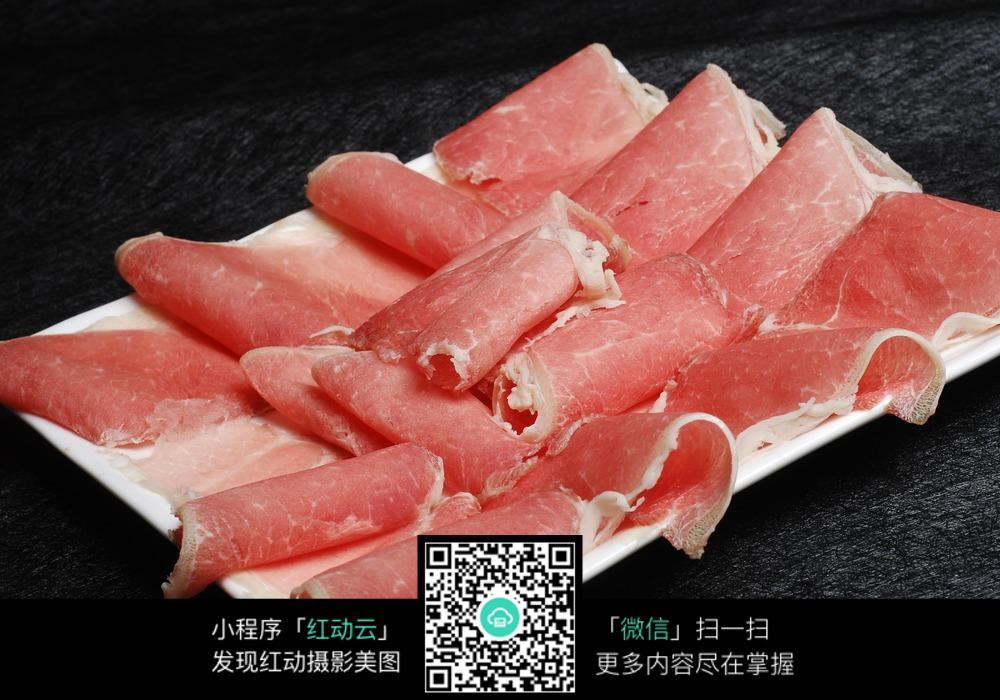 图片图片摆盘食品特级_食材肥牛原料照片增稠剂ppt图片
