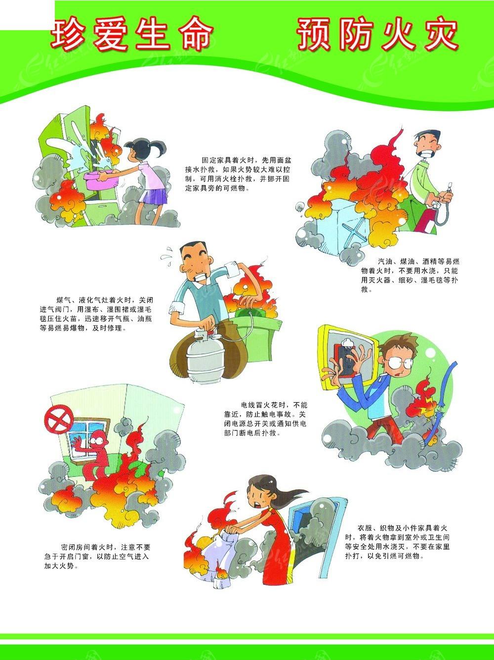 怎样预防火灾 旅游策划