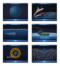 3D航海视频短片