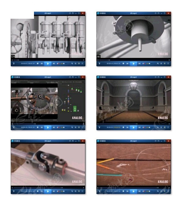 物理实验视频
