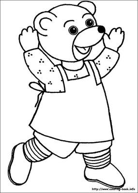 - Coloriage petit ours brun a imprimer ...