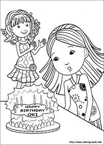 生日贺卡设计图片素材