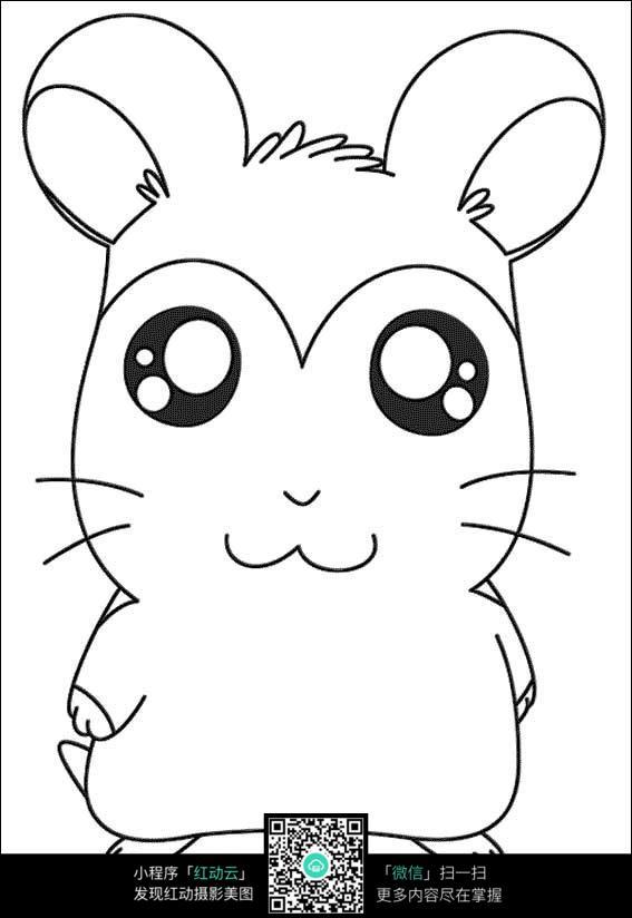 小兔子卡通漫画图片