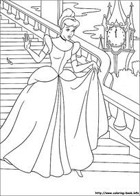 碑帖王子和灰姑娘走出图片卡通历代名家礼堂技法精解图片