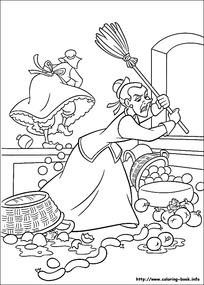 老妇人打老鼠