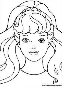 头像绘画女孩图片-女生脚心|漫画图片下载(编号大全插画学生打视频图片