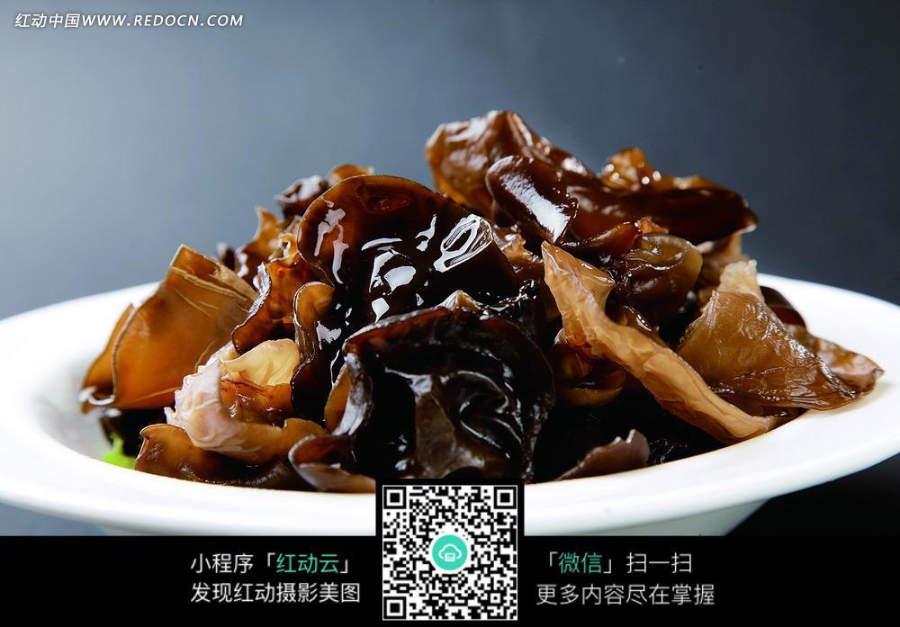 黑木耳_中华美食图片图片