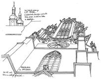 教堂手绘图图片_建筑设计图片图片