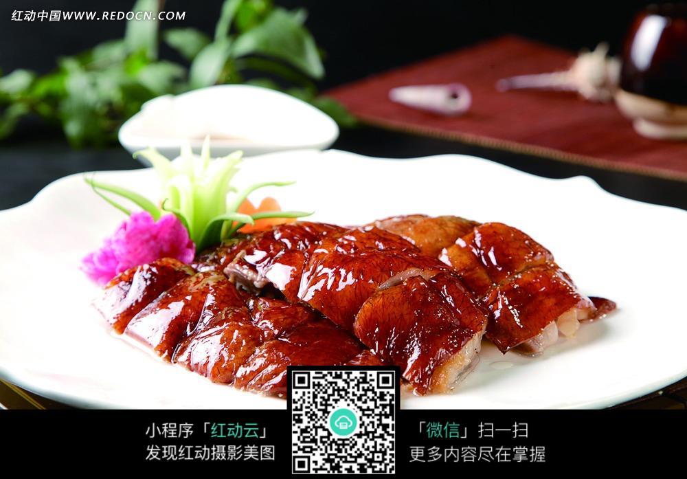 美味深井烧鹅图片 美食图片