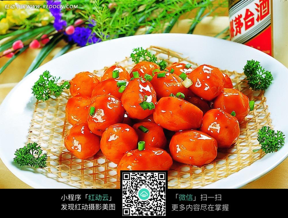 油焖小土豆美食图片免费下载 编号3525895 红动网