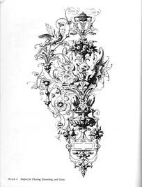 花鸟装饰图案素材