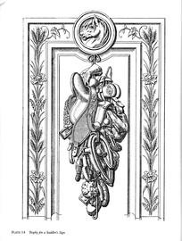 花纹边框装饰图案素材