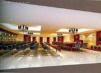 会议室布置装修效果图