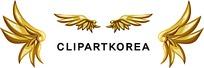 金色翅膀花纹装饰边框