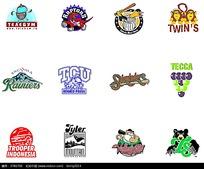 篮球俱乐部标志设计